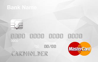 Ваша банковская карта MasterCard